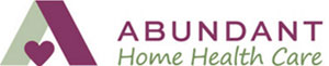 Abundant Home Health Care Logo